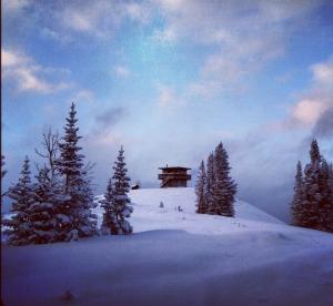 Garnet Mountain Lookout.  Photo by Zack Waterman